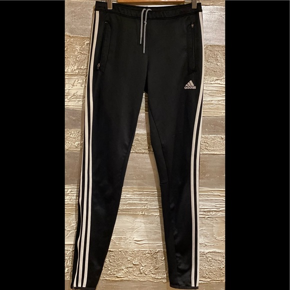 Black Adidas Climacool Track Pant